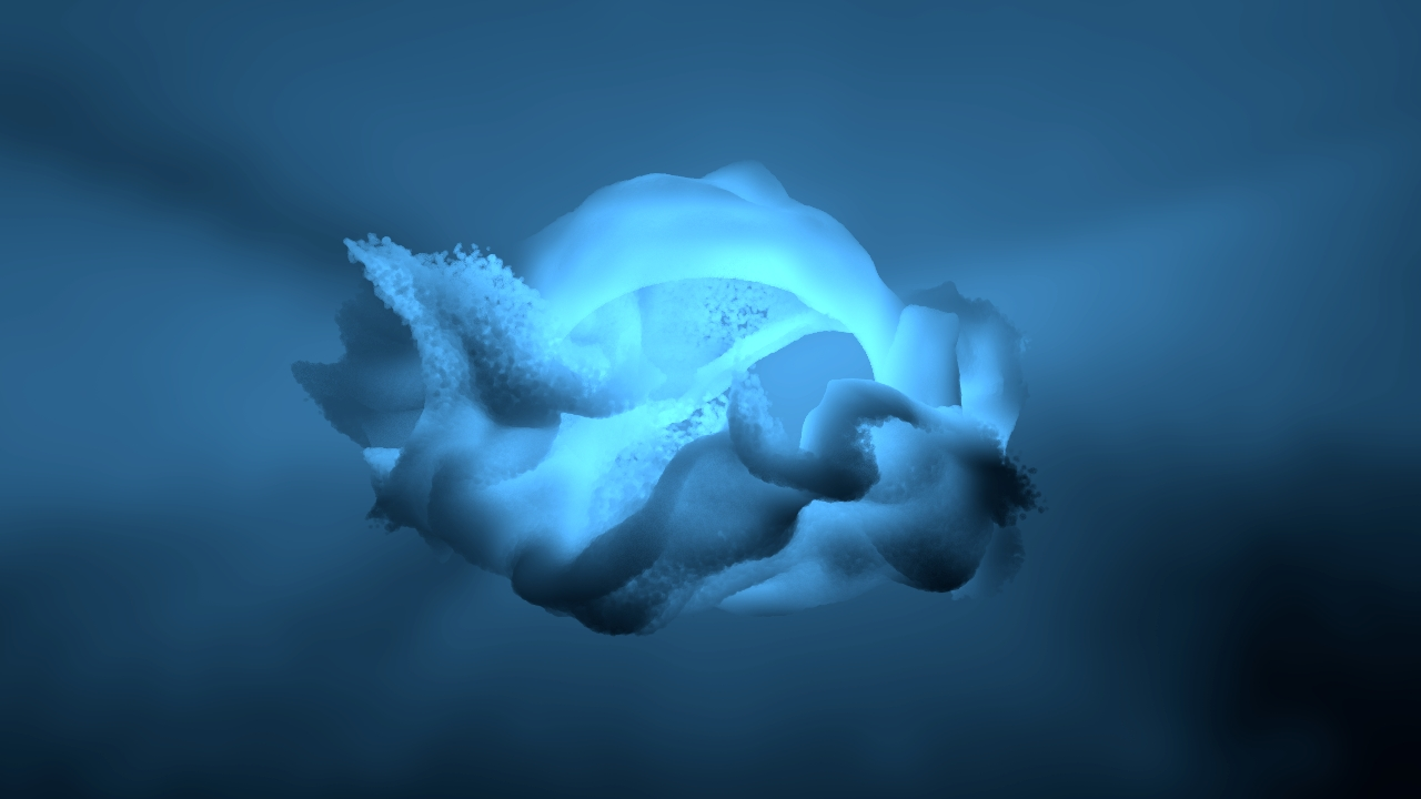 blender turbulent ring